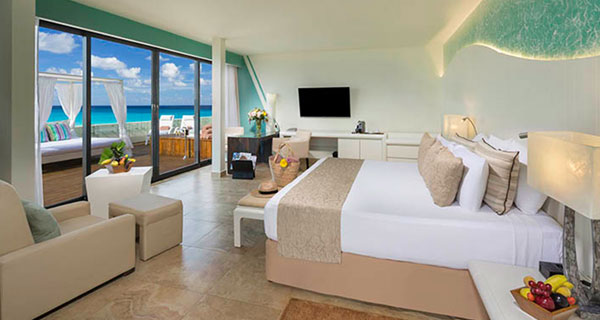 Accommodations - Grand Sens Cancun – Cancun -The Sian ka'an at Sens Cancun Grand Sen All Inclusive Adults Only Resort
