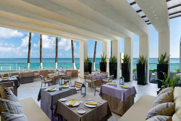 Restaurants & Bars - Grand Sens Cancun – Cancun -The Sian ka'an at Sens Cancun Grand Sen All Inclusive Adults Only Resort